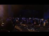 Шоу Славы Полунина в Минске началось с минуты молчания