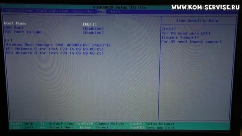 Антон Баитов Как зайти и настроить BIOS ноутбука Lenovo G505, 500 для установки WINDOWS 7, 8 с флешки или диска.