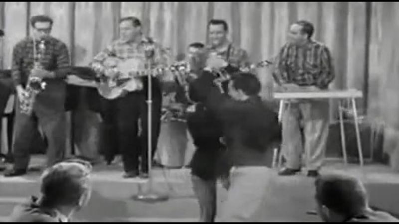 Bill Haley Comets R-O-C-K (Rock Around The Clock, 1956 )