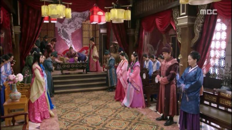 Императрица Ки - Дайду. Дворец императора. Внутренне устройство двора. Жены императора. Часть 3(club_role_play_empress_ki)