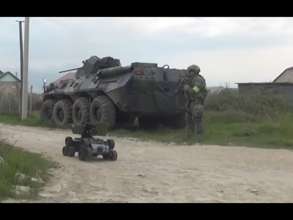 СПЕЦНАЗ ФСБ РАБОТАЕТ ликвидация боевиков оперативная съёмка