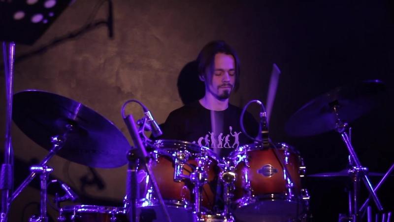 Соловьев Григорий - Dream Theater - Hells Kitchen