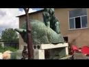 В Екатеринбурге установят монумент «Похищение Европы»