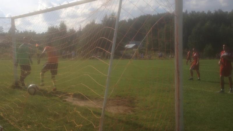 BLACK STARS забивает гол в ворота ТЕКСТИЛЬЩИК - М. 2