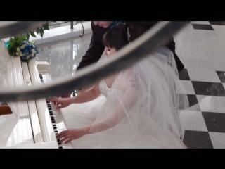 Видеограф на свадьбу Йошкар-Ола. Видесъёмка свадьбы.