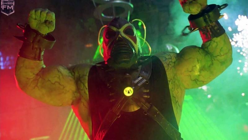 Creating Bane | Batman Robin