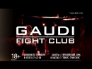 25 ФЕВРАЛЯ - БОИ ПО ПРАВИЛАМ MMA - GAUDI (promo)