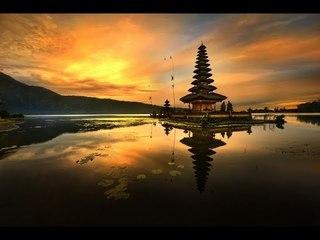 Vlog Bali#5 Приехали в Убуд.Озеро Братан.Сказочноеебали.Улетаем в Малайзию.