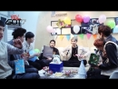 [Real GOT7] episode 1. JBs Birthday