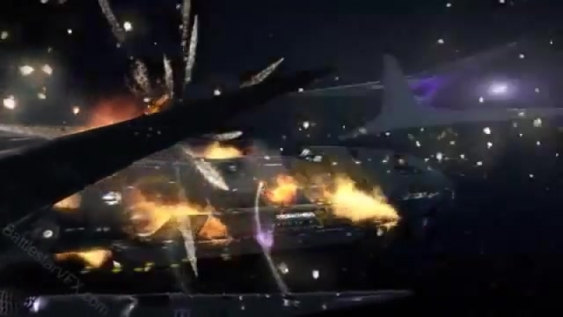 Battlestar Galactica: The Battle at Helios Delta 6