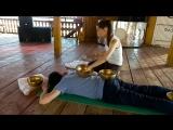 Семинар по Тайцзицюань и Цигун в Сурских Зорях. Мастер-класс  по ЗвукоЙоге с поющими Тибетскими чашами.