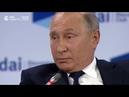 Путин об ответе на ядерный удар: мы как мученики попадем в рай, а они просто сдохнут.