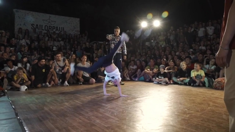 Bboy Grom at Yalta Summer Jam 2017