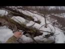 [Рыбалка с Romario Agro] Экстремальная рыбалка зимой по открытой воде и приключения.Часть 1