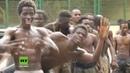 Ceuta: Beamte mit ätzendem Branntkalk und Säure angegriffen - Migranten erstürmen erneut EU-Grenze