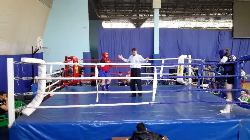 Чемпионат Саратовской области по тайскому боксу