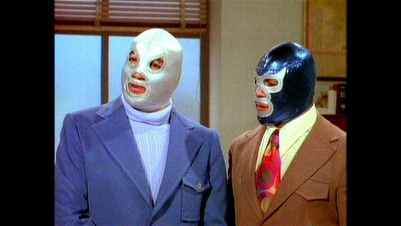 Santo and Blue Demon vs Monsters 1970 / Санто и Блу Демон против монстров