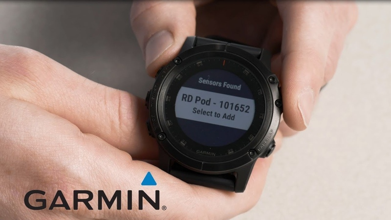 Support Pairing an ANT Sensor with a Garmin Wearable