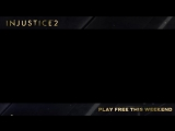 В период с 12 по 15 апреля Injustice 2 будет бесплатная для PS4 и Xbox One