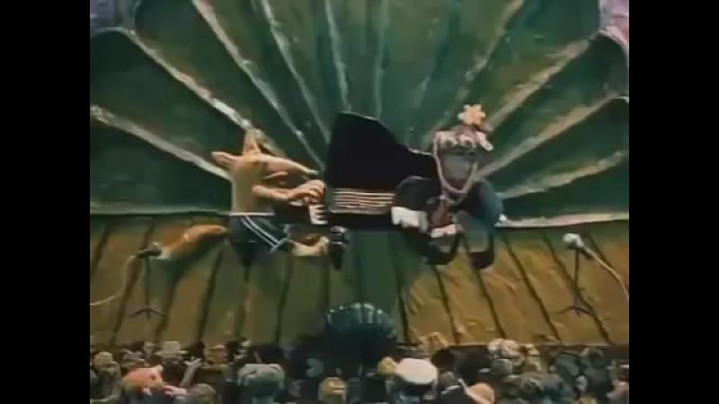 Пластилиновая ворона мультфильм