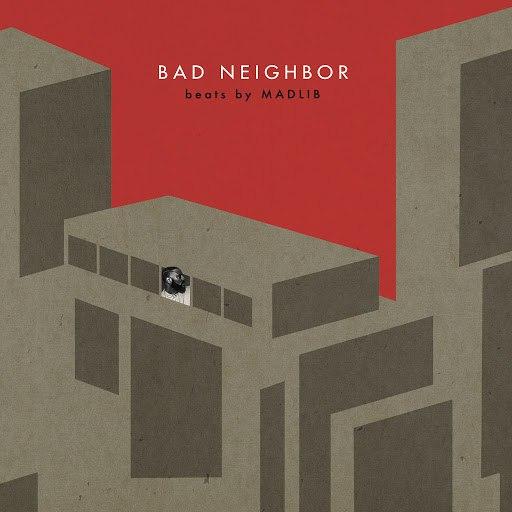 Madlib альбом Bad Neighbor Instrumentals