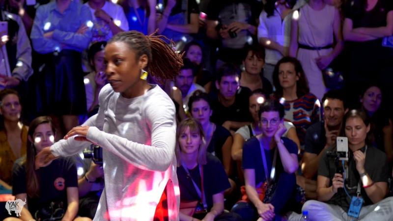 AURELE vs. SALOMON Final | Red Bull Dance Your Style PARIS | YAK BATTLES