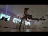 Diana Zaitseva Exotic Pole Dance