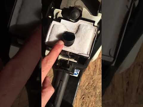Проблема опила/Улучшение воздушного фильтра Stihl MS180