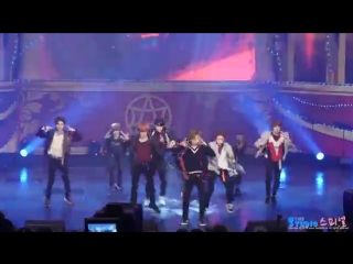 [fancam] 180225 NCT 127 - Cherry Bomb @ Korean Entertainment Arts Awards