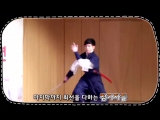 [171208] Stray Kids @ Kim Woo Jin pre-debut video