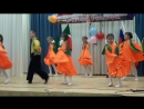 Праздничный концерт в день России - хореографический коллектив Ухтышки - татарский танец.