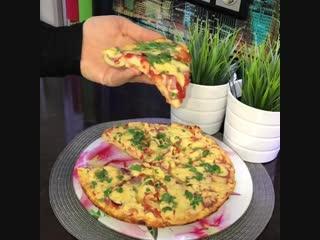Быстрая пицца - Личный повар Рецепт здесь 👈