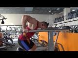 Тренировка низа грудных мышц