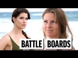 Battle Boards  Amanda Cerny