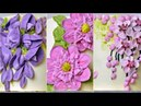 New series: Mini buttercream flower cakes 1/4- wisteria, cherry blossoms Clematis - relaxing