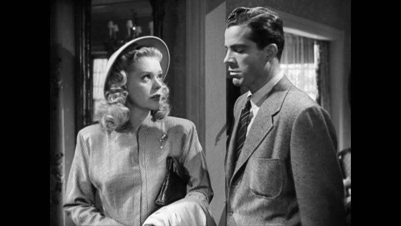 Падший ангел / Fallen Angel / 1945. Режиссер: Отто Премингер.