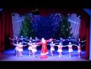 Танец Кабы не было зимы сцена РДК