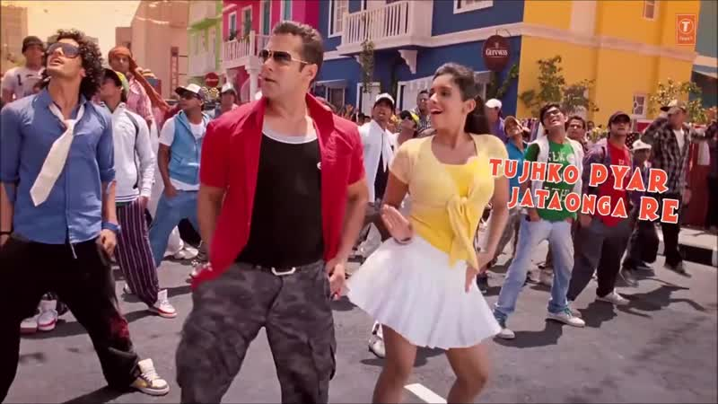 LYRICAL Dhinka Chika ¦ Ready ¦ Salman Khan, Asin ¦ Bollywood Songs
