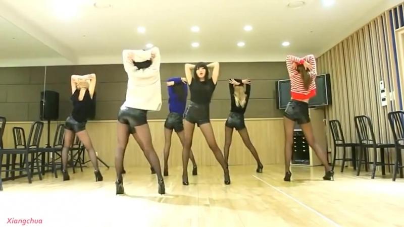 AOA - Miniskirt (Mirrored Dance)