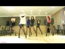 AOA - Miniskirt (Mirrored Dance)
