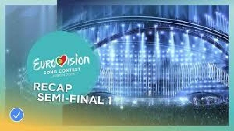 Евровидение Португалия 2018 - 1-й Полуфинал - 08.05.2018 [HD_1080p]