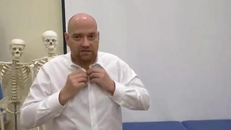 Остеопатия и артрозы – убрать боль в плечевом суставе и шее, позвоночнике – часть 1