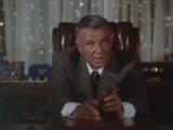 Камео Фрэнка Синатры в фильме Гонки Пушечное ядро 2 (1984)