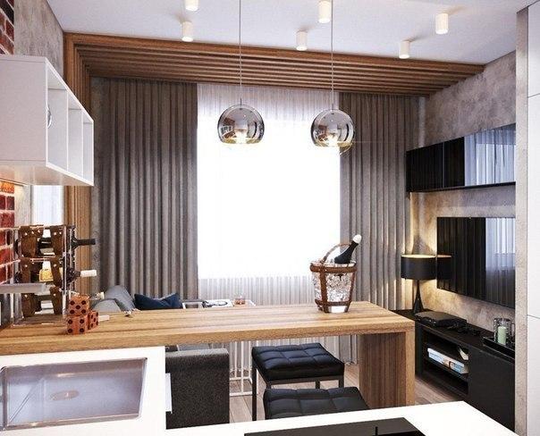 Проект квартиры 17 кв.