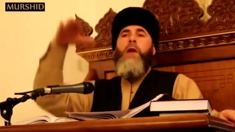 Шейх Салах-Мажиев