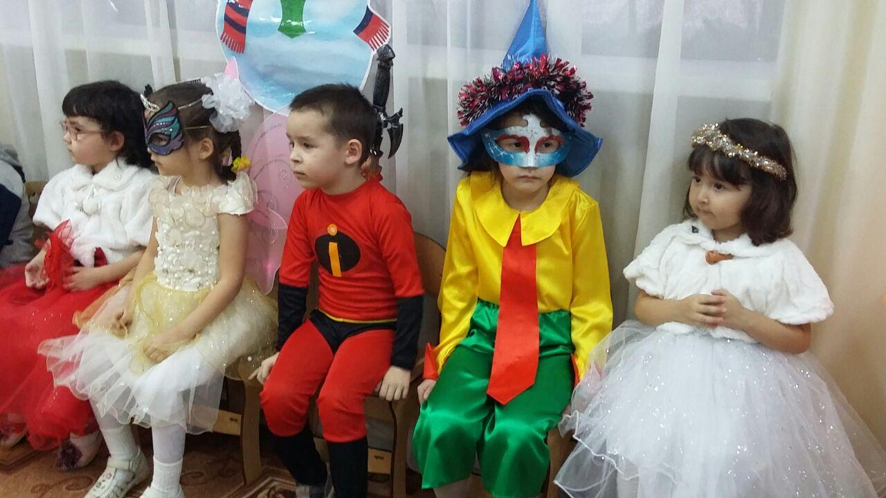 26.12.2017г профсоюзным комитетом ГБУЗ РБ Исянгуловская ЦРБ проведен новогодний праздник для детей сотрудников: