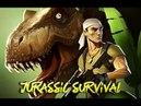 Jurassic Survival - Начало Путешествия