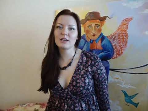 Анна Гулина о выставке картин Ирония жизни