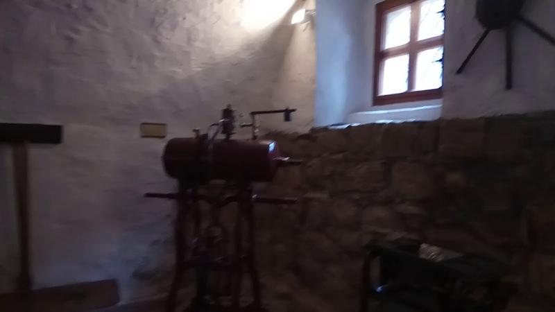 Jakub В музее пивоварения