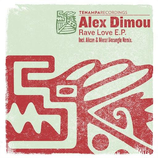 Alex Dimou альбом Rave Love EP